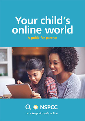 Online Safety Booklet Cover