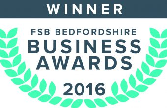 Bedfordshire Business Awards logo